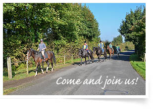 Join us at Telford Equestrian Centre